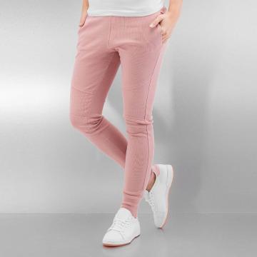 Sixth June Pantalone ginnico Biker rosa chiaro
