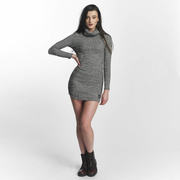 Sixth June Robe Knit Winter gris