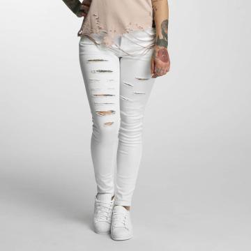 Sixth June Skinny Jeans Skinny bialy