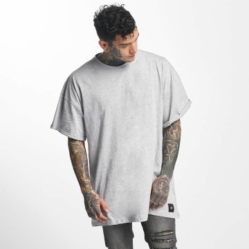 Sixth June T-Shirt DropShoulder Basic grau