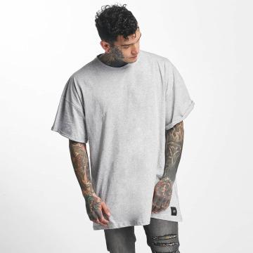 Sixth June t-shirt DropShoulder Basic grijs