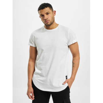 Sixth June T-shirt longoversize Rounded Bottom blanc