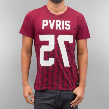 Sixth June T-Shirt Paris 75 rouge