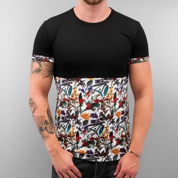 Sixth June T-Shirt Flower schwarz