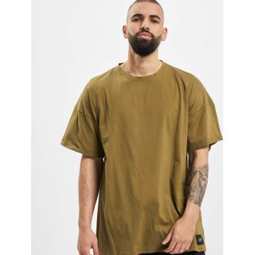 Sixth June T-skjorter DropShoulder khaki