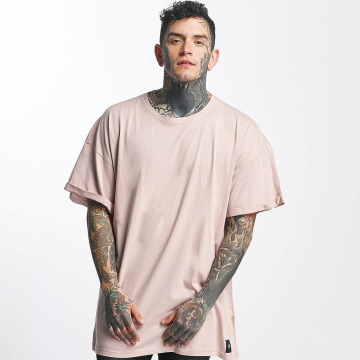 Sixth June T-skjorter DropShoulder rosa