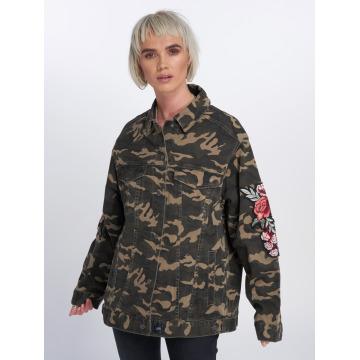 Sixth June Välikausitakit Roses camouflage