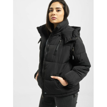 Sixth June Winterjacke Classic schwarz