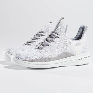 Skechers Baskets Burst blanc