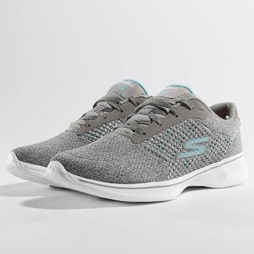 Skechers Sneaker Go Walk grau