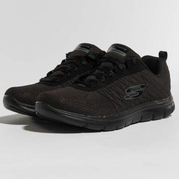Skechers Sneaker Break Free Flex Appeal 2.0 nero