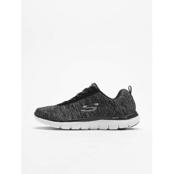 Skechers Sneaker Flex Appeal 2.0 schwarz