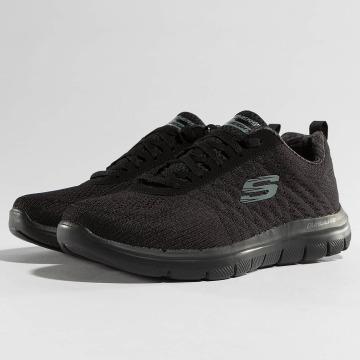 Skechers sneaker The Happs Flex Advantage 2.0 zwart