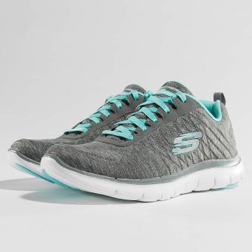 Skechers Sneakers Flex Appeal 2.0 grå