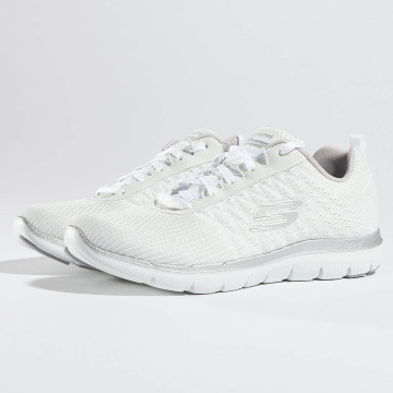 Skechers Tøysko Skechers Break Free Flex Appeal 2.0 hvit