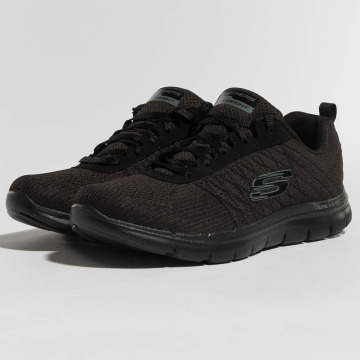 Skechers Tøysko Break Free Flex Appeal 2.0 svart