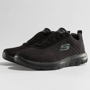 Skechers Tøysko The Happs Flex Advantage 2.0 svart