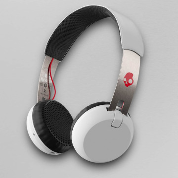 Skullcandy Auriculares Grind Wireless On Ear blanco