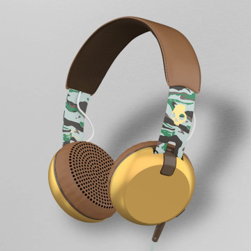 Skullcandy Casque audio& Ecouteurs Grind Taptech camouflage