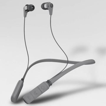 Skullcandy Cuffie musica Ink'd 2.0 Wireless In grigio