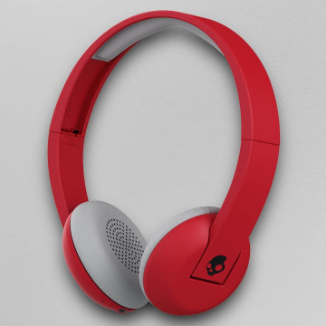 Skullcandy Cuffie musica Uproar Wireless On Ear rosso
