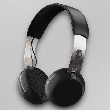Skullcandy Kopfhörer Grind Wireless On Ear schwarz
