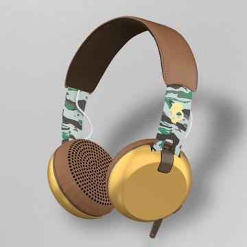 Skullcandy Koptelefoon Grind Taptech camouflage