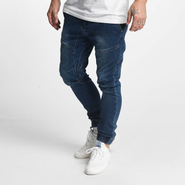 Sky Rebel joggingbroek Ron Jogger blauw