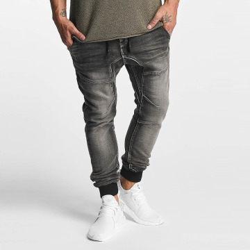 Sky Rebel joggingbroek Ron Jogger grijs