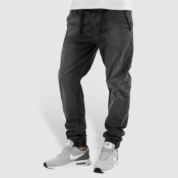 Sky Rebel Pantalon chino Pavel noir