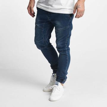 Sky Rebel Spodnie do joggingu Ron Jogger niebieski