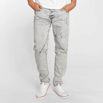 Sky Rebel Straight Fit Jeans Elay grå