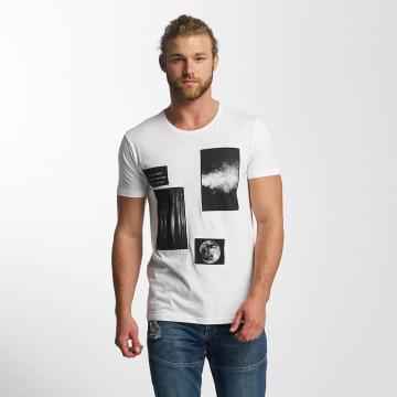 Sky Rebel T-Shirt Lean blanc
