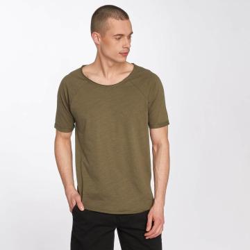 Sky Rebel T-Shirty Jonny oliwkowy