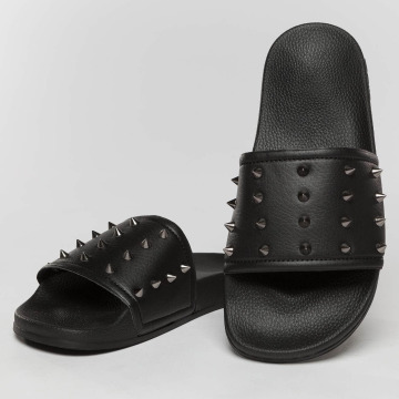 Slydes Badesko/sandaler Nova svart
