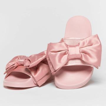 Slydes Sandalen Peep pink