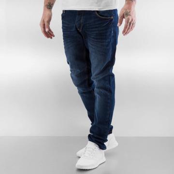 Solid Jean skinny Joy Stretch bleu