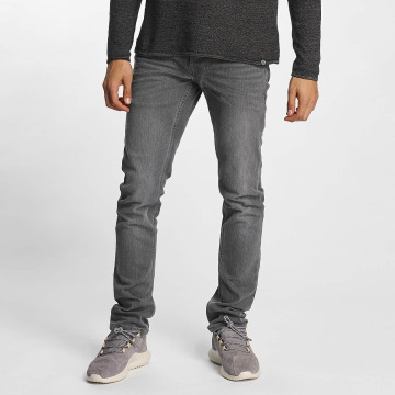 Solid Jean slim Joy gris