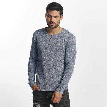Solid Pullover Langston blau