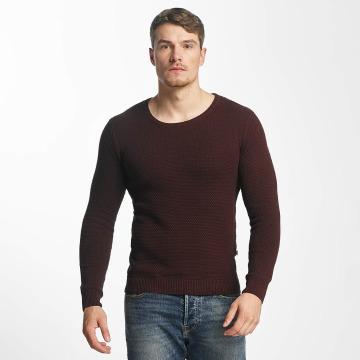 Solid Pullover Gyden braun