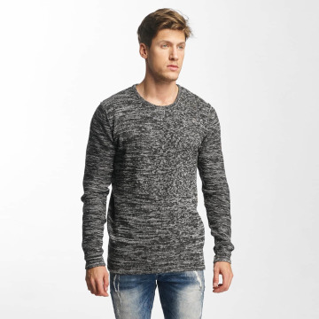 Solid Pullover Jamail grau
