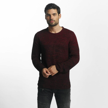 Solid Pullover Larimar rot