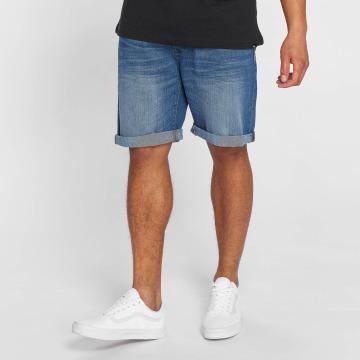 Solid shorts Lt. Ryder blauw