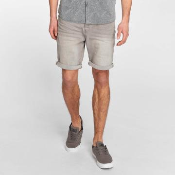 Solid shorts Lt. Rider Strech Denim grijs