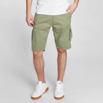 Solid shorts Gael Cargo groen