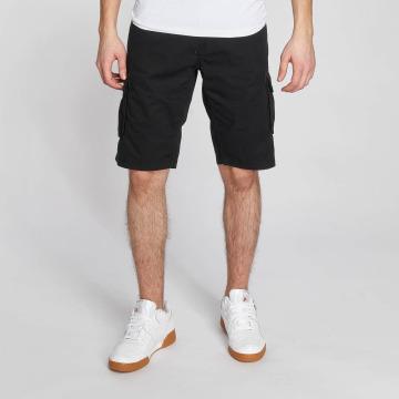 Solid shorts Gael zwart
