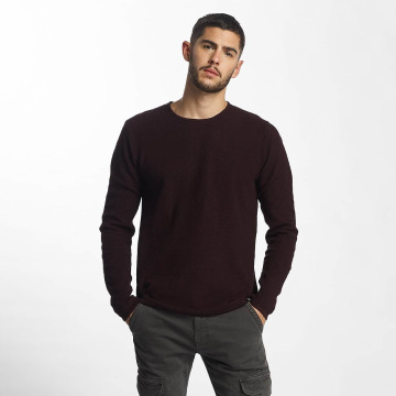 Solid Sweat & Pull Jasen rouge