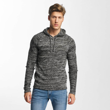 Solid Sweat capuche Jusa gris