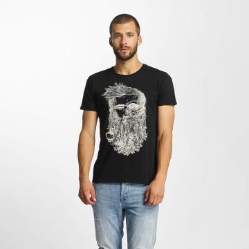 Solid T-paidat Javin musta