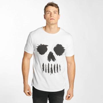 Solid T-paidat Newt valkoinen